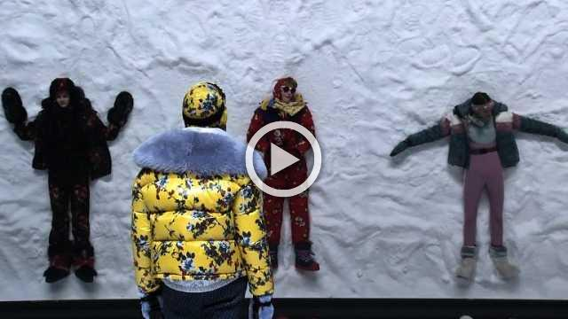 Moncler Genius Presentation Event - Men's and Women's Collection Autumn/Winter 2018/19 in Milan (With Interviews)