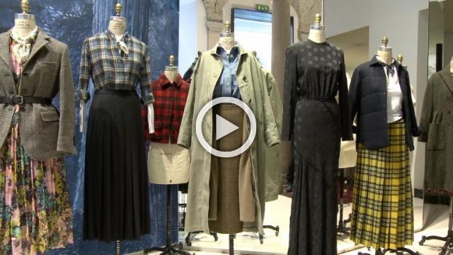 Aspesi Presentation - Women's Collection Autumn/Winter 2018/19 in Milan