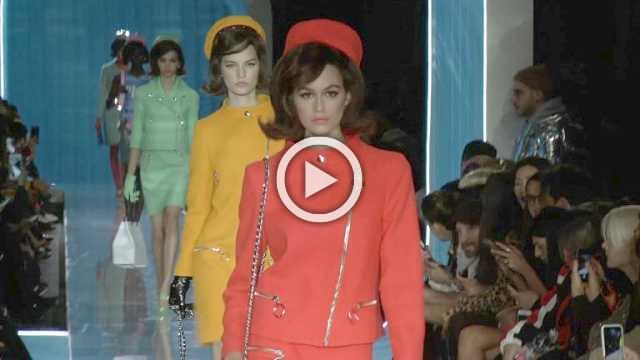 Moschino Show- Women's Collection Autumn/Winter 2018/19 in Milan (with interview)
