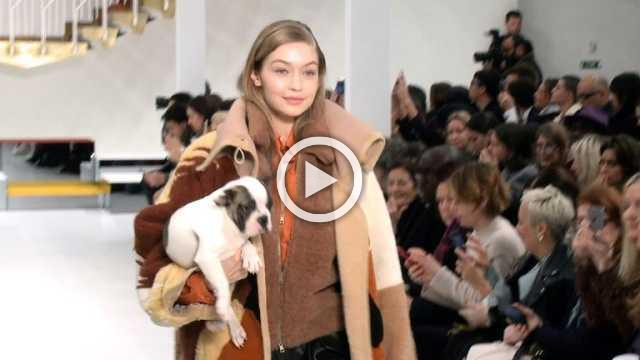 TOD'S Show- Women's Collection Autumn/Winter 2018/19 in Milan