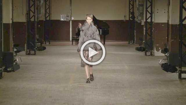 Antonio Marras Show- Women's Collection Autumn/Winter 2018/19 in Milan (with interview)