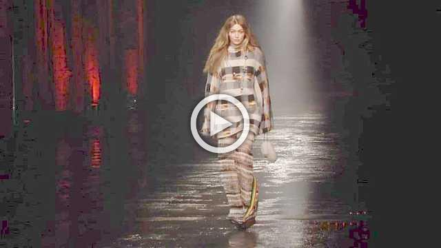 Missoni Show - Men's and Women's Collection Autumn/Winter 2018/19 in Milan