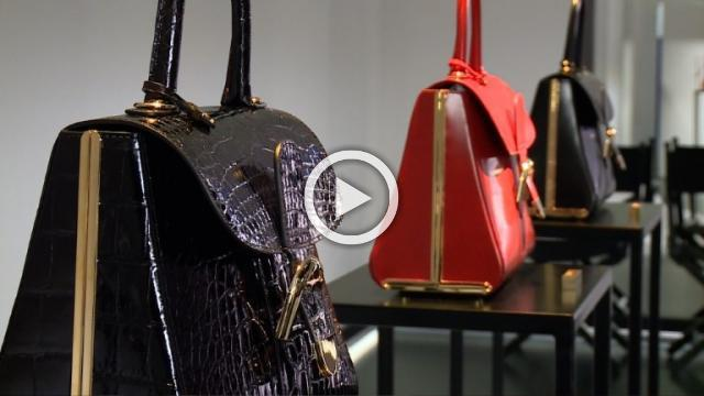 Delvaux, the inventor of the handbag, enters a new era.
