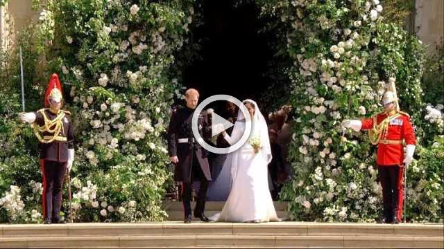 Royal Wedding: Givenchy and Stella McCartney in the spotlight!