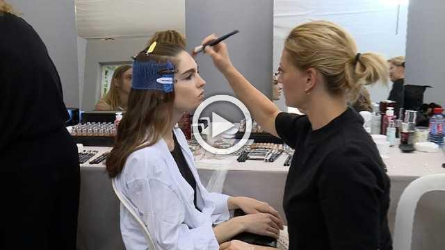 Make-up Spring/Summer 2018: The main trends explained by Tom Sapin, makeup artist at MAC