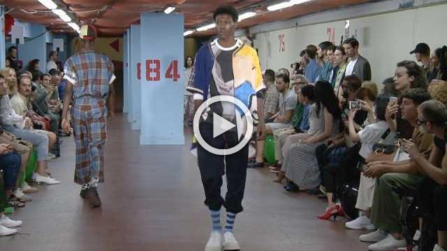 Marni: Men's shows Spring/Summer 2019 (with interview)