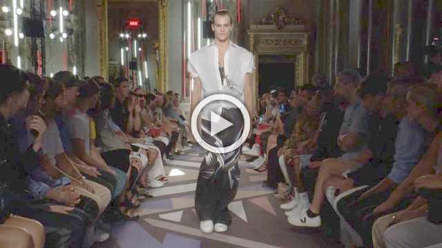 Les Hommes : Men's shows Spring/Summer 2019 (with interview)