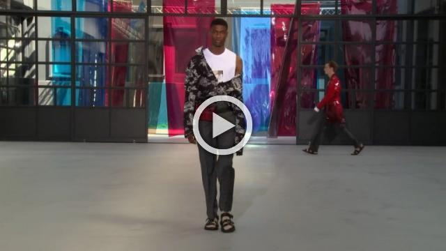 N°21: Men's Show Spring/Summer 2019 (with inteview)