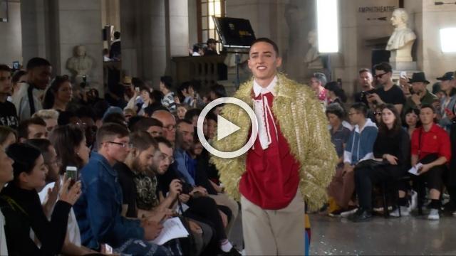 Facetasm: Men's & Women's show Spring/Summer 2019 (with interview)