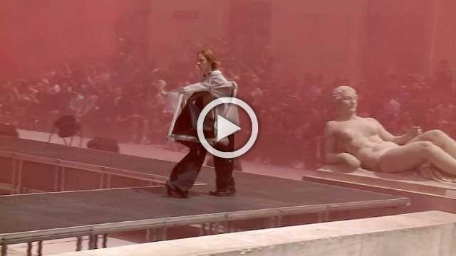 Rick Owens: Men's Show Homme Spring/Summer 2019