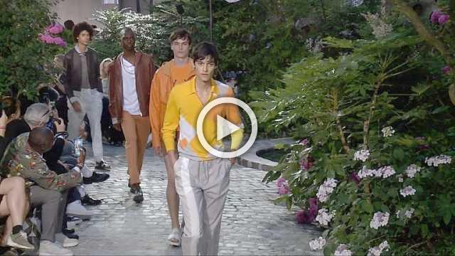 Hermès : Men's show Spring/Summer 2019 (with interview)