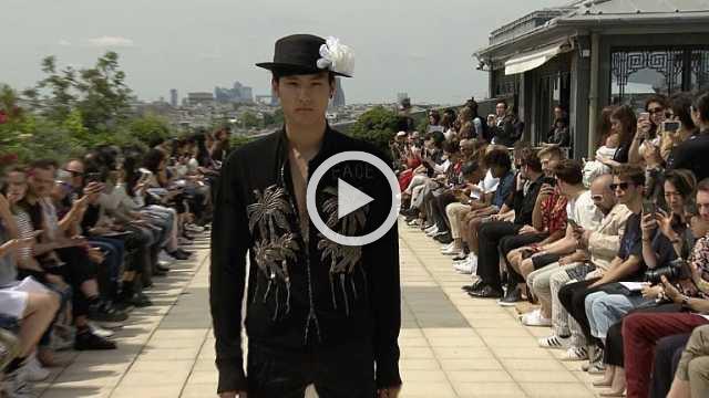 Rynshu : Men's show Spring/Summer 2019