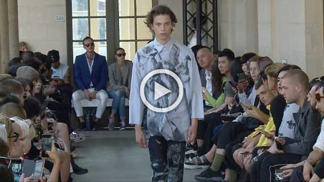 Christian Dada: Mens' & Women's show Spring / Summer 2019 (with interview)