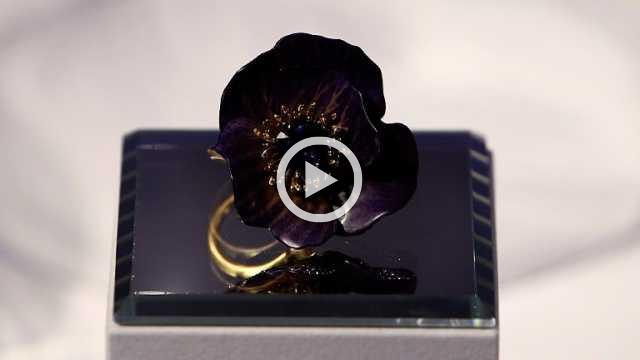 Boucheron accomplished an incredible feat with its new flower rings