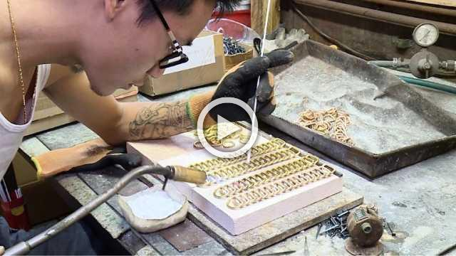 Poursin, the art of buckles... Exclusive visit to the legendary artisan in the heart of Paris