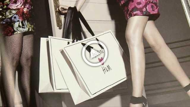 Key Fashion Moment : 2004 – 2018 : H&M and the designers