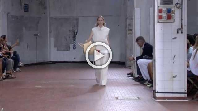 Jil Sander - Women's Spring/Summer 2019 Collection in Milan