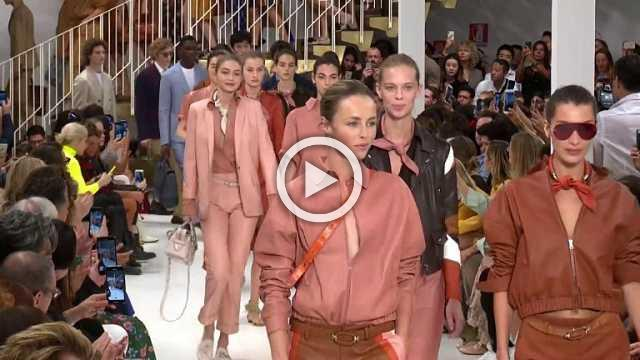Tod's - Men's and Women's Spring/Summer 2019 Collection in Milan