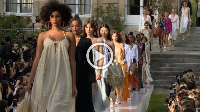 Jacquemus - Women's Spring/Summer 2019 Collection in Paris with Interviews