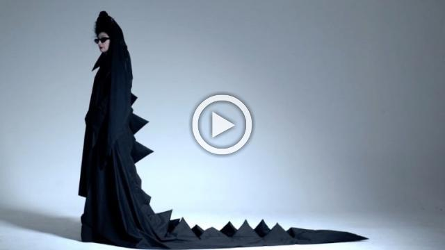 The winners of the 10th edition of the Fashion Film Festival ASVOFF, created by Diane Pernet