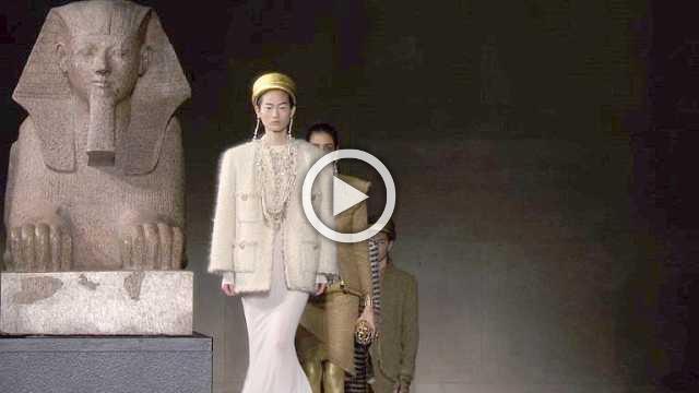 Chanel's Métiers d'Art Paris Collection -New York 2018/19