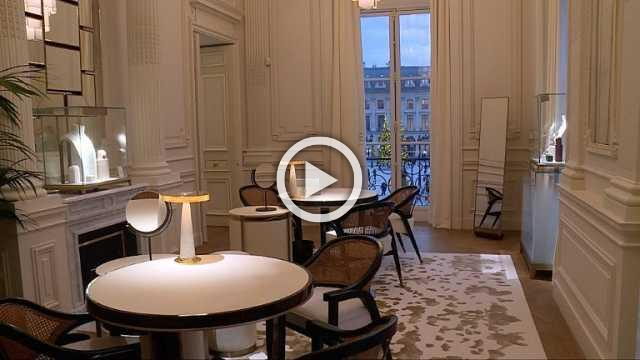 A private tour of Boucheron's renovated home at 26, place Vendôme