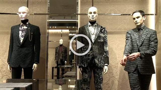 Etro: Men's Autumn/Winter 2019/2020 Presentation in Milan