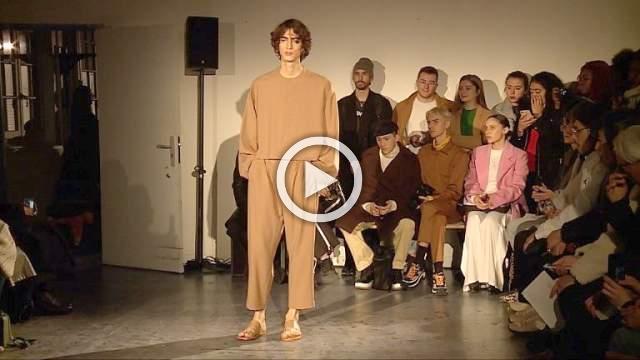 HED MAYNER : Men's Autumn/Winter 2019/2020 Show in Paris