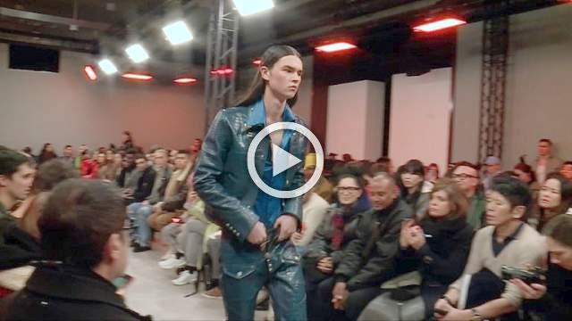 SANKUANZ : Men's Autumn/Winter 2019/2020 Show in Paris