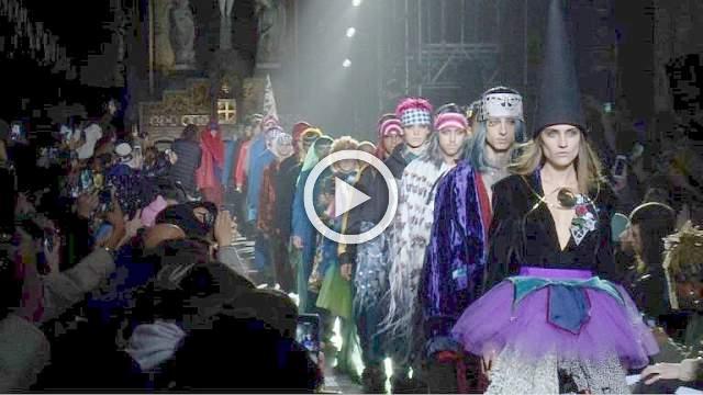 Facetasm : Men's and Women's Autumn/Winter 2019/2020 Show in Paris