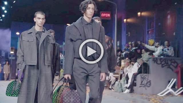 Louis Vuitton: Men's Autumn/Winter 2019/2020 Show in Paris