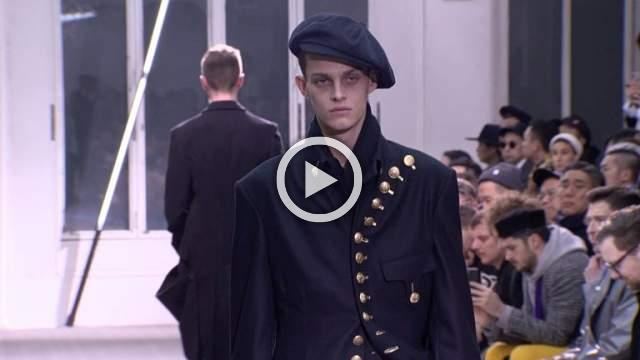 Yohji Yamamoto: Men's Autumn/Winter 2019/2020 Show in Paris