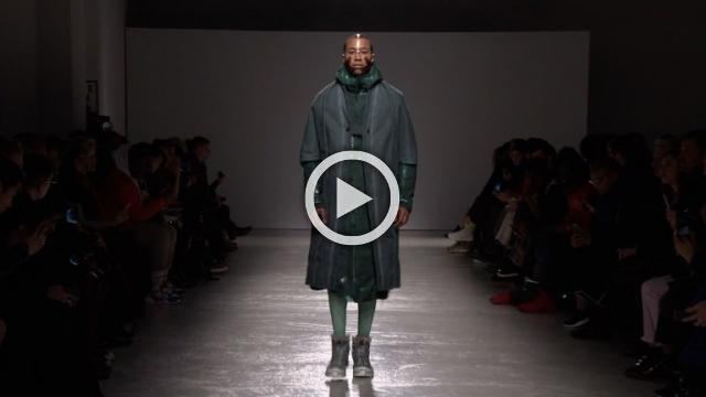 Boris Bidjan Saberi: Men's Autumn/Winter 2019/2020 Show in Paris