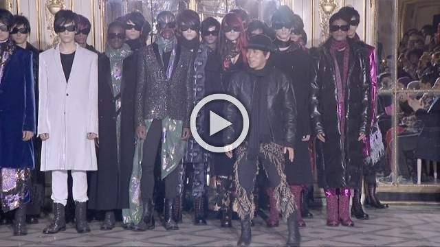 Rynshu : Men's and Women's Autumn/Winter 2019/2020 Show in Paris