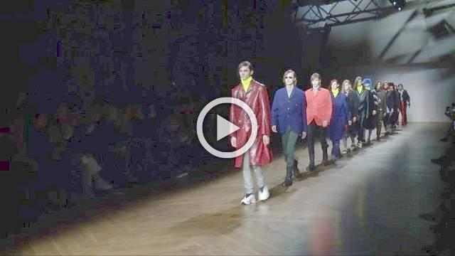 Paul Smith: Men's & Women's Autumn/Winter 2019/2020 Show in Paris