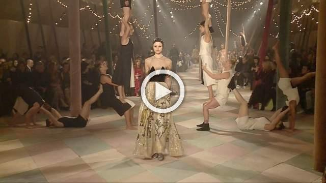 Christian Dior - Haute Couture Spring/Summer 2019 Show in Paris (with interviews)