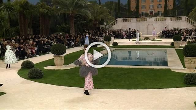 Chanel - Haute Couture Spring/Summer 2019 Show in Paris