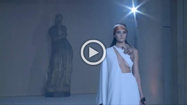 Stéphane Rolland - Haute Couture Spring/Summer 2019 Show in Paris (with interviews)
