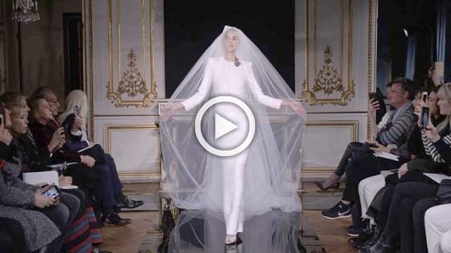 Armani Privé - Haute Couture Spring/Summer 2019 Show in Paris