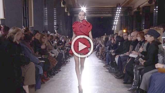 Elie Saab - Haute Couture Spring/Summer 2019 Show in Paris