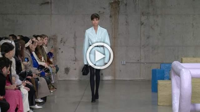 Tibi : Women's & Men's Autumn/Winter 2019/2020 Show in New York (with interview)
