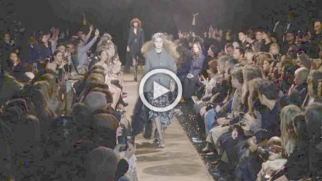 Michael Kors- Women's & Men's Autumn/Winter 2019 Ready-to-Wear Show in New York (with interview)