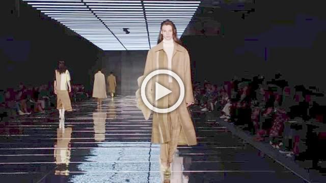 Boss- Women's & Men's Autumn/Winter 2019 Ready-to-Wear Show in New York