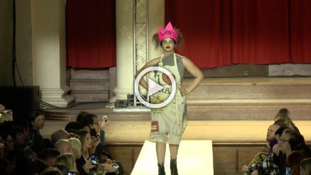 Vivienne Westwood- Women's Autumn/Winter 2019 Ready-to-Wear Show in London