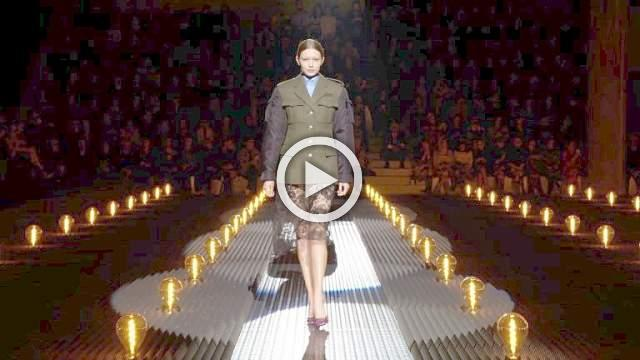 Prada - Women's Autumn/Winter 2019/20 Show in Milan