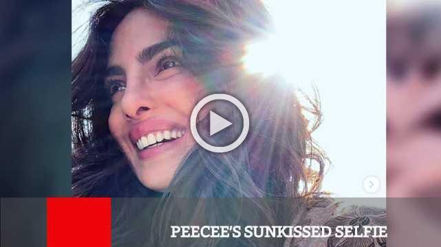 Peecee's Sunkissed Selfie