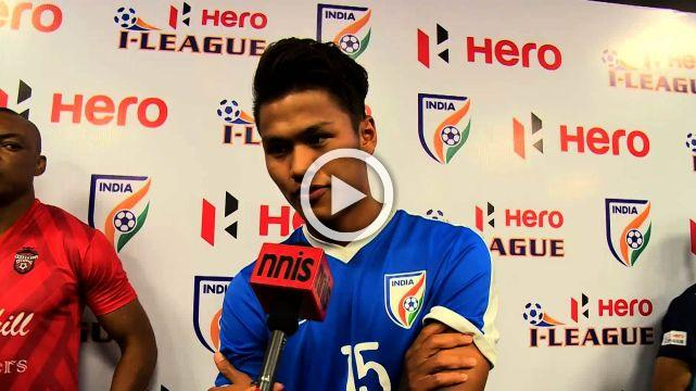 People Are Recognising Me After The FIFA U-17 WC- Jeakson Singh