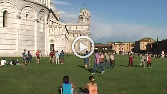 Wonder of the world Pisa Italy Part I