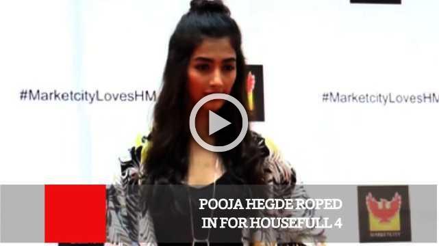 Pooja Hegde Roped In For Housefull 4