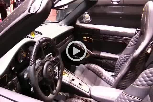 Porsche Turbo Exterior and Interior Walkaround Part II